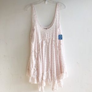 NWT FREE PEOPLE INTIMATELY XS